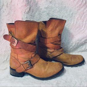 STEVE MADDEN | mid calf boots | size 8